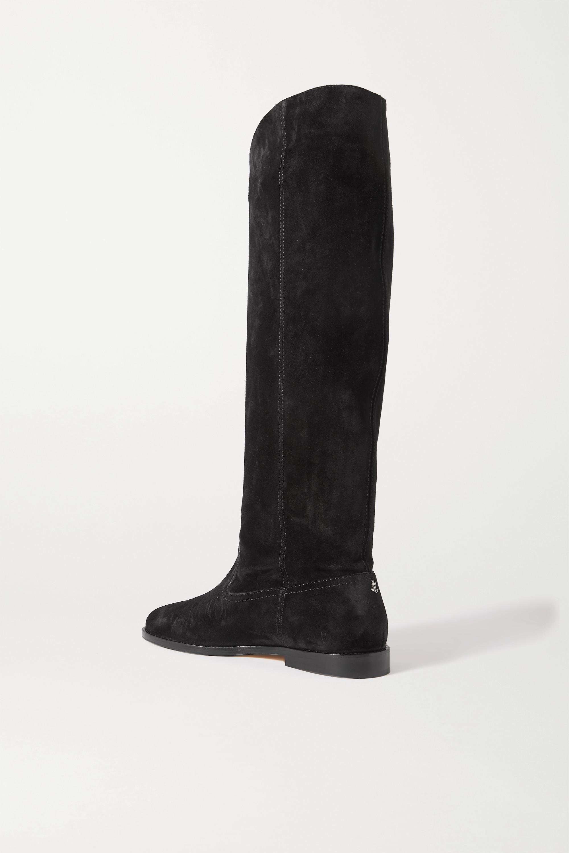Jimmy Choo Bree suede knee boots