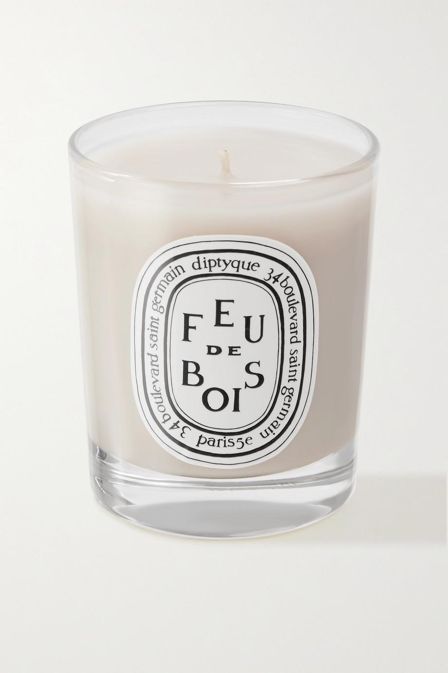 Diptyque Feu de Bois scented candle, 70g