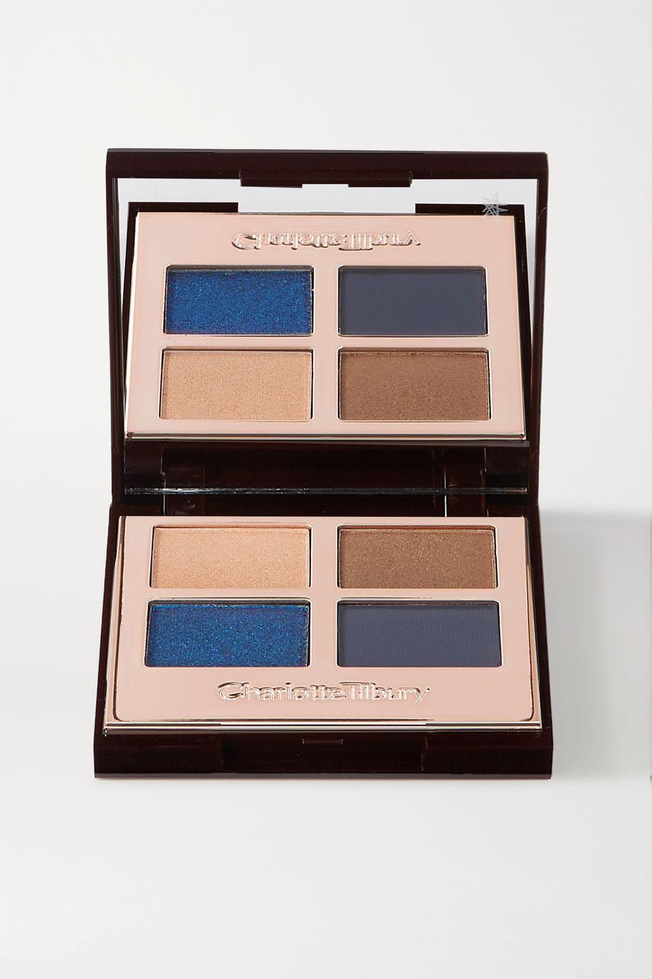 Charlotte Tilbury Luxury Palette Colour Coded Eye Shadow - Super Blue