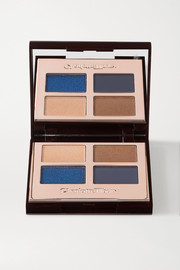 Charlotte Tilbury Luxury Palette Colour Coded Eye Shadow - Super Blue
