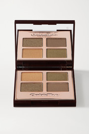 Charlotte Tilbury Luxury Palette Colour-Coded Eye Shadows - Green Lights