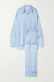 Sleeper Satin pajama set