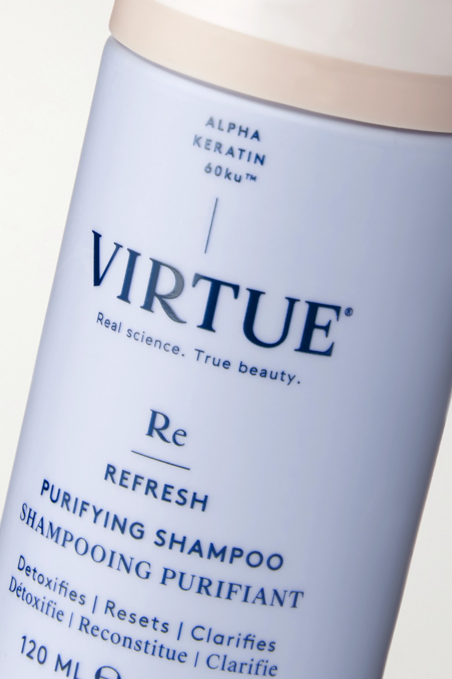 Virtue Refresh Purifying Shampoo, 120ml