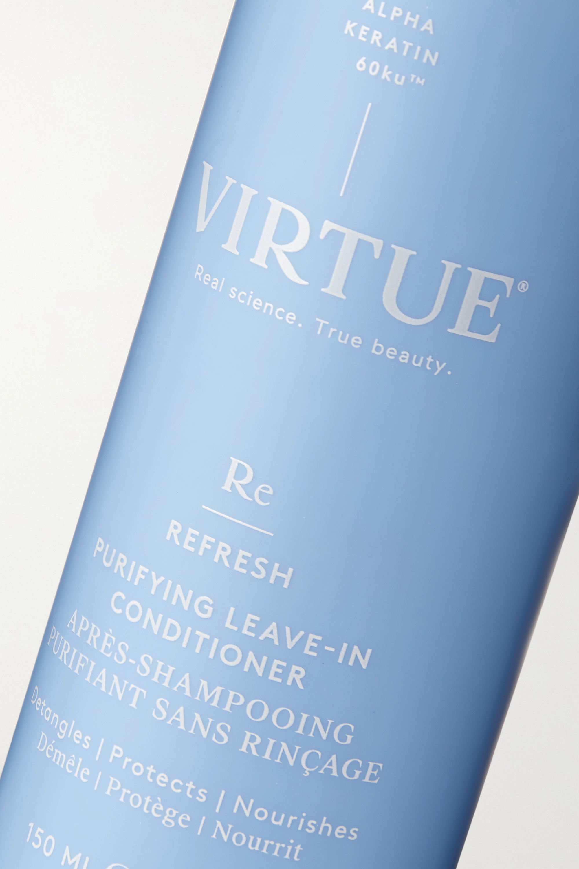Virtue Refresh Purifying Leave-In Conditioner, 150ml