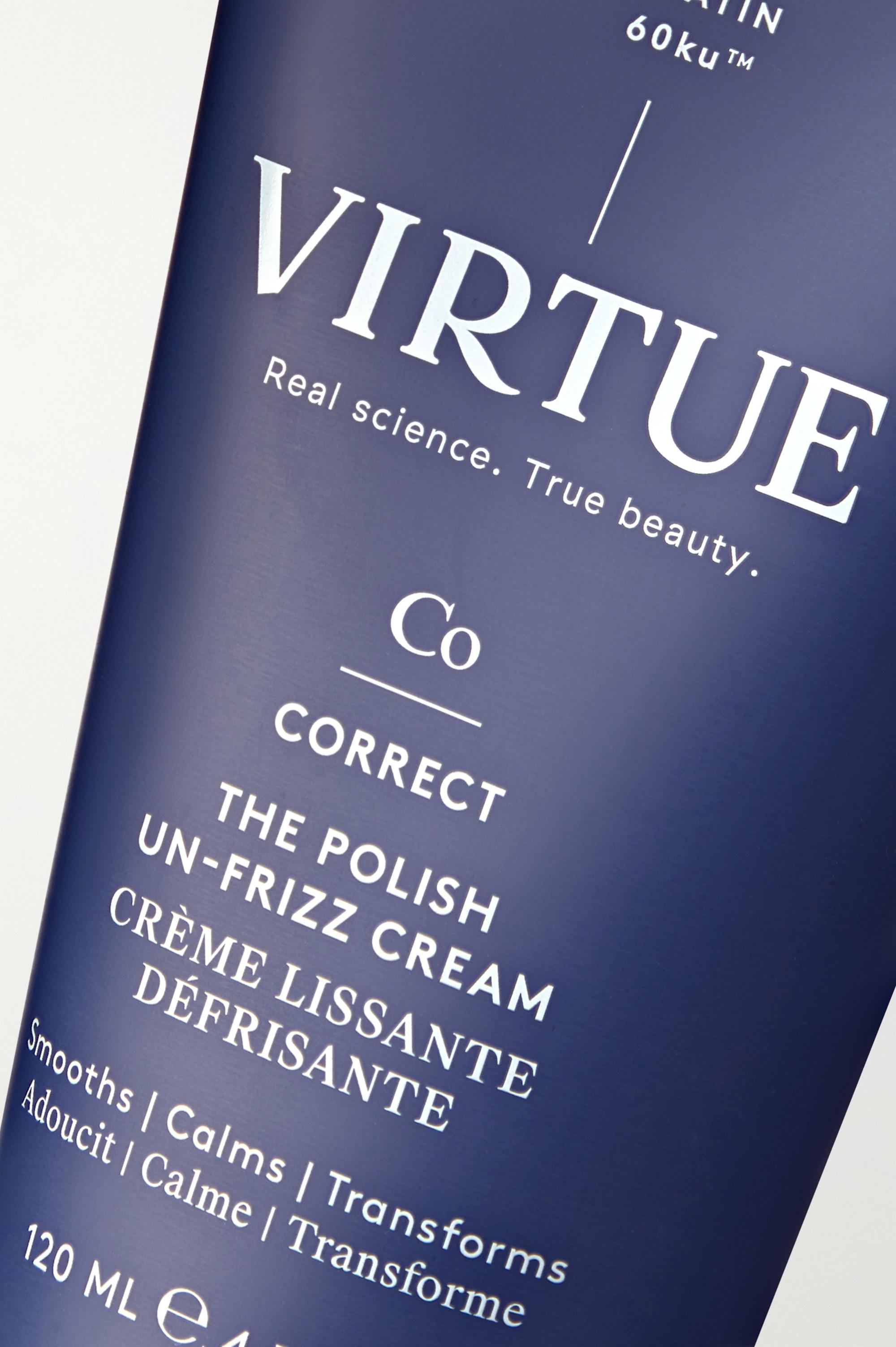 Virtue Correct The Polish Un-Frizz Cream, 120ml