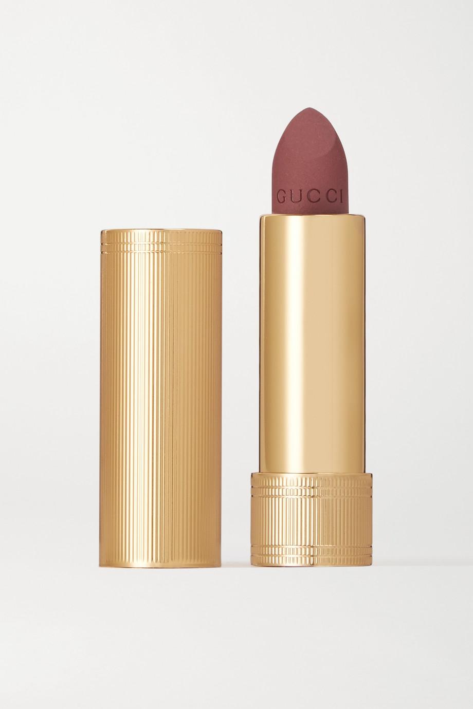Gucci Beauty Rouge à Lèvres Mat Lipstick – Julie Rose 210 – Lippenstift
