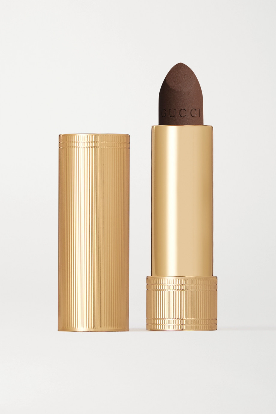 Gucci Beauty Rouge à Lèvres Mat Lipstick - Elliott Brown 111