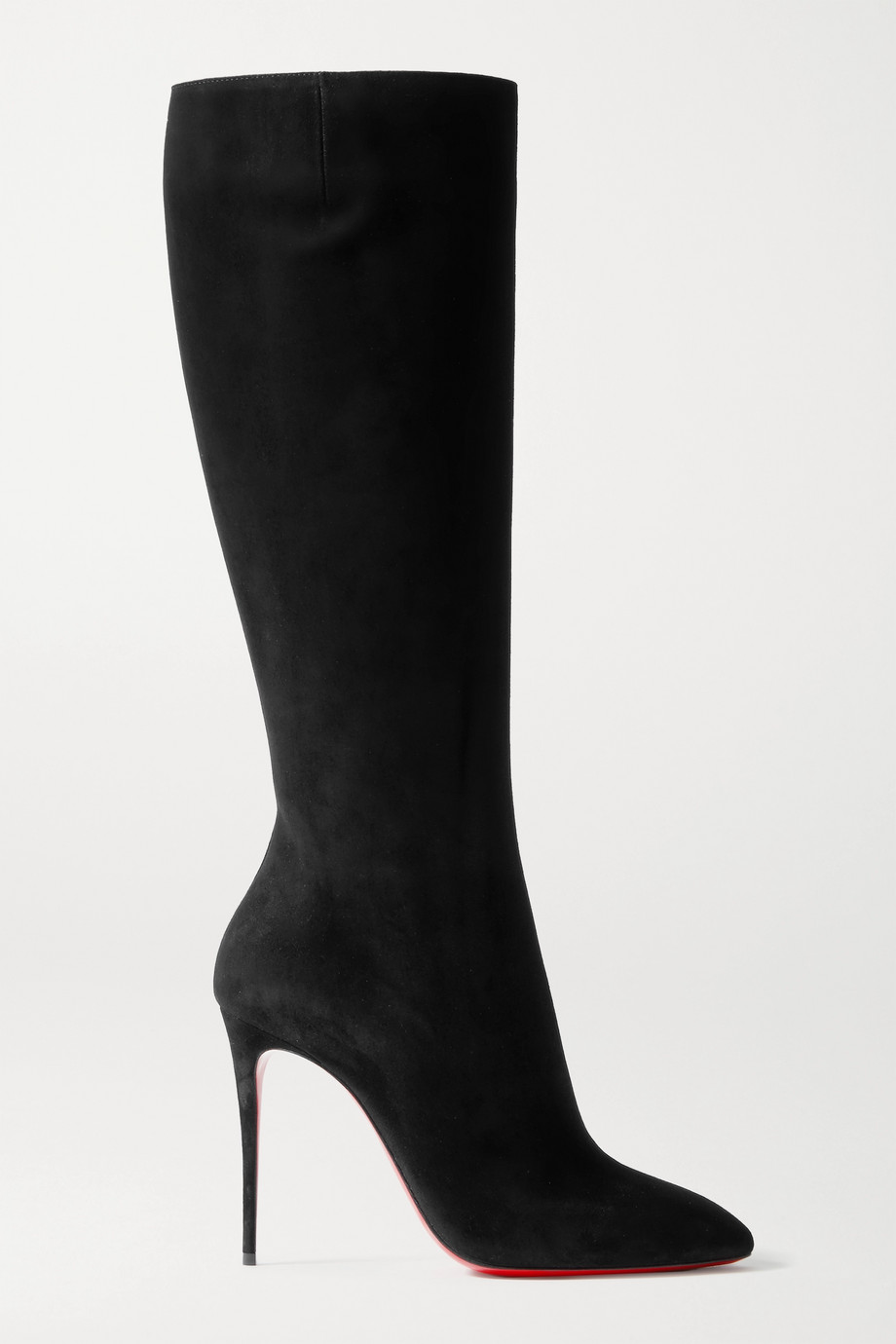 Christian Louboutin Eloise 100 suede knee boots