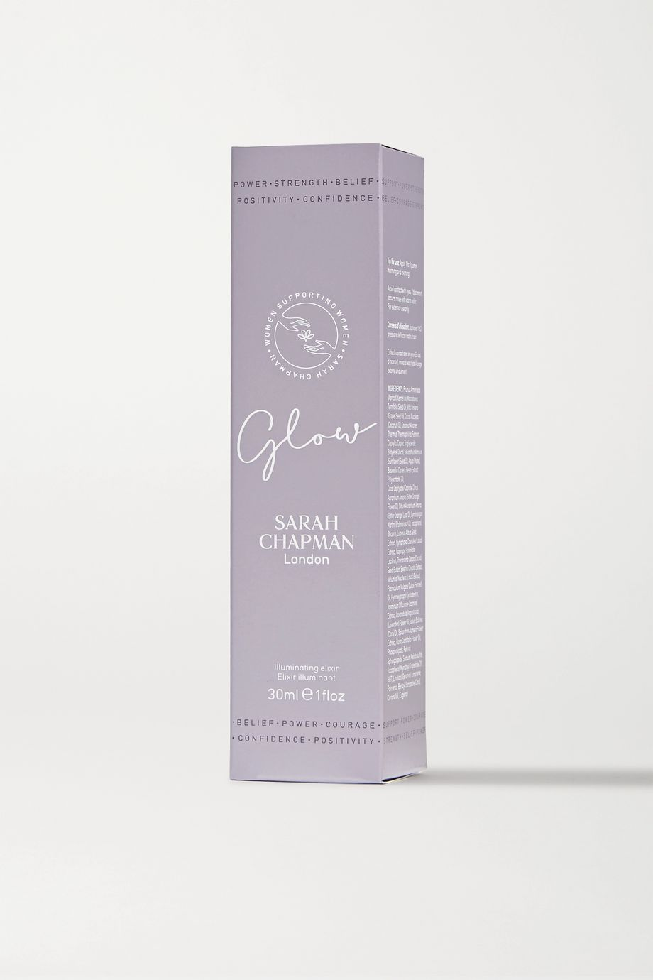 Sarah Chapman Glow Illuminating Elixir, 30ml