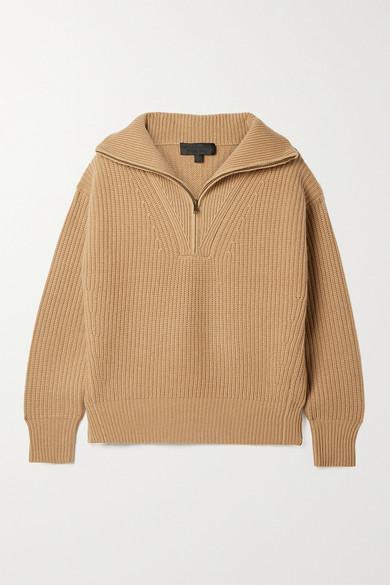 Nili Lotan - Hester Ribbed Cashmere Sweater - medium