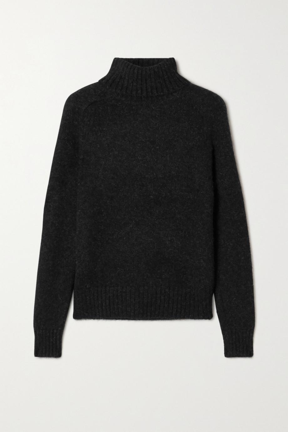 Nili Lotan Atwood alpaca-blend turtleneck sweater