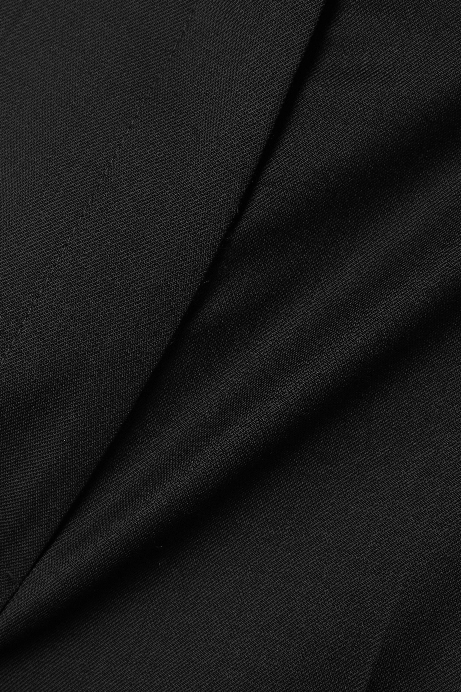 Nili Lotan Jupe-culotte en serge de laine mélangée Ilford