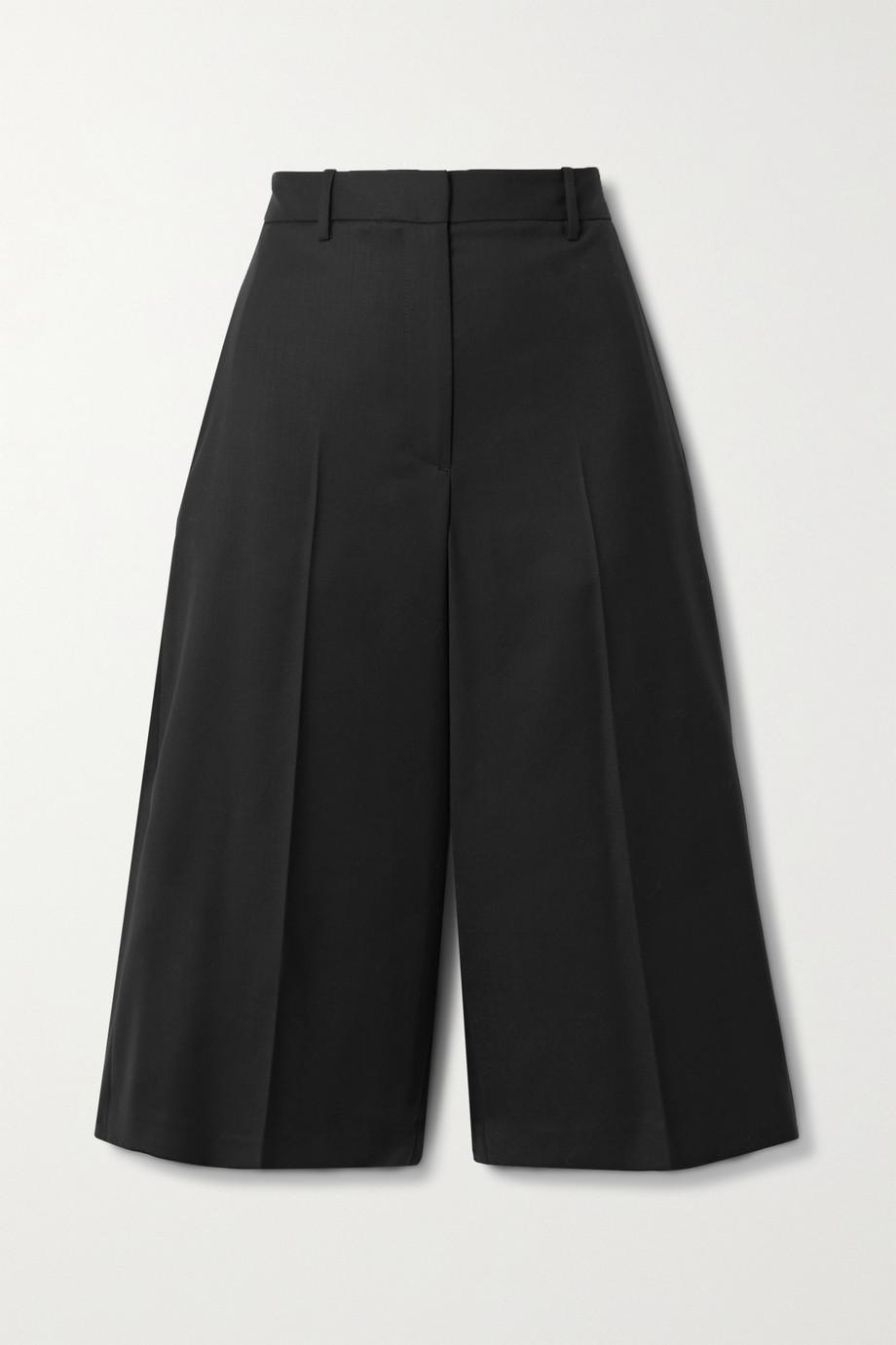 Nili Lotan Ilford wool-blend twill culottes