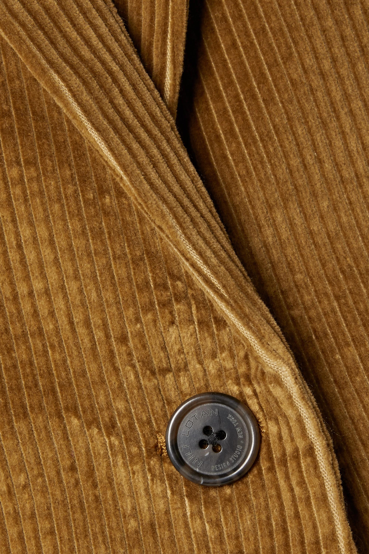 Nili Lotan Blazer en velours de coton côtelé Diane