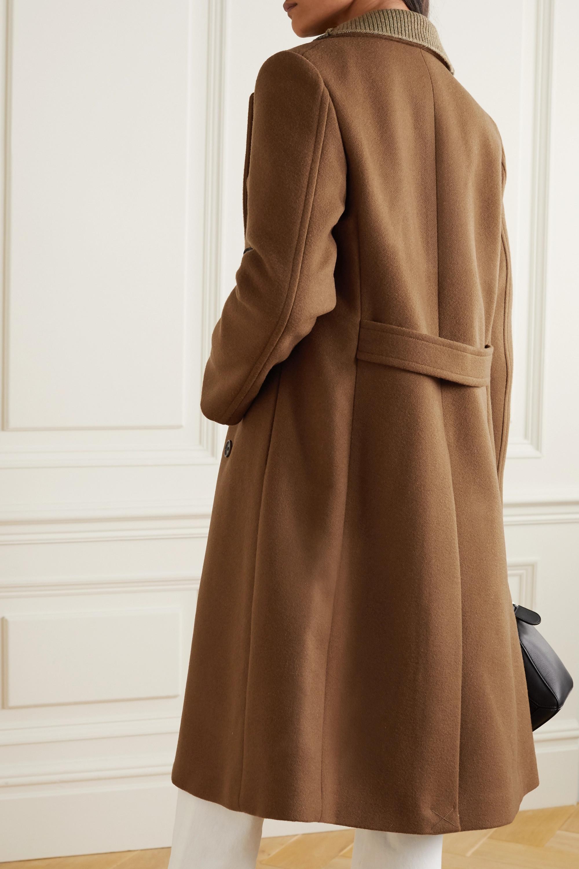 Nili Lotan Matthew double-breasted wool coat