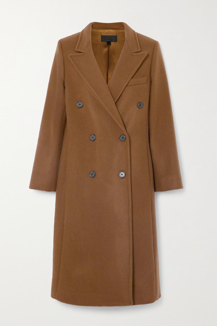 Nili Lotan Matthew doppelreihiger Mantel aus Wolle