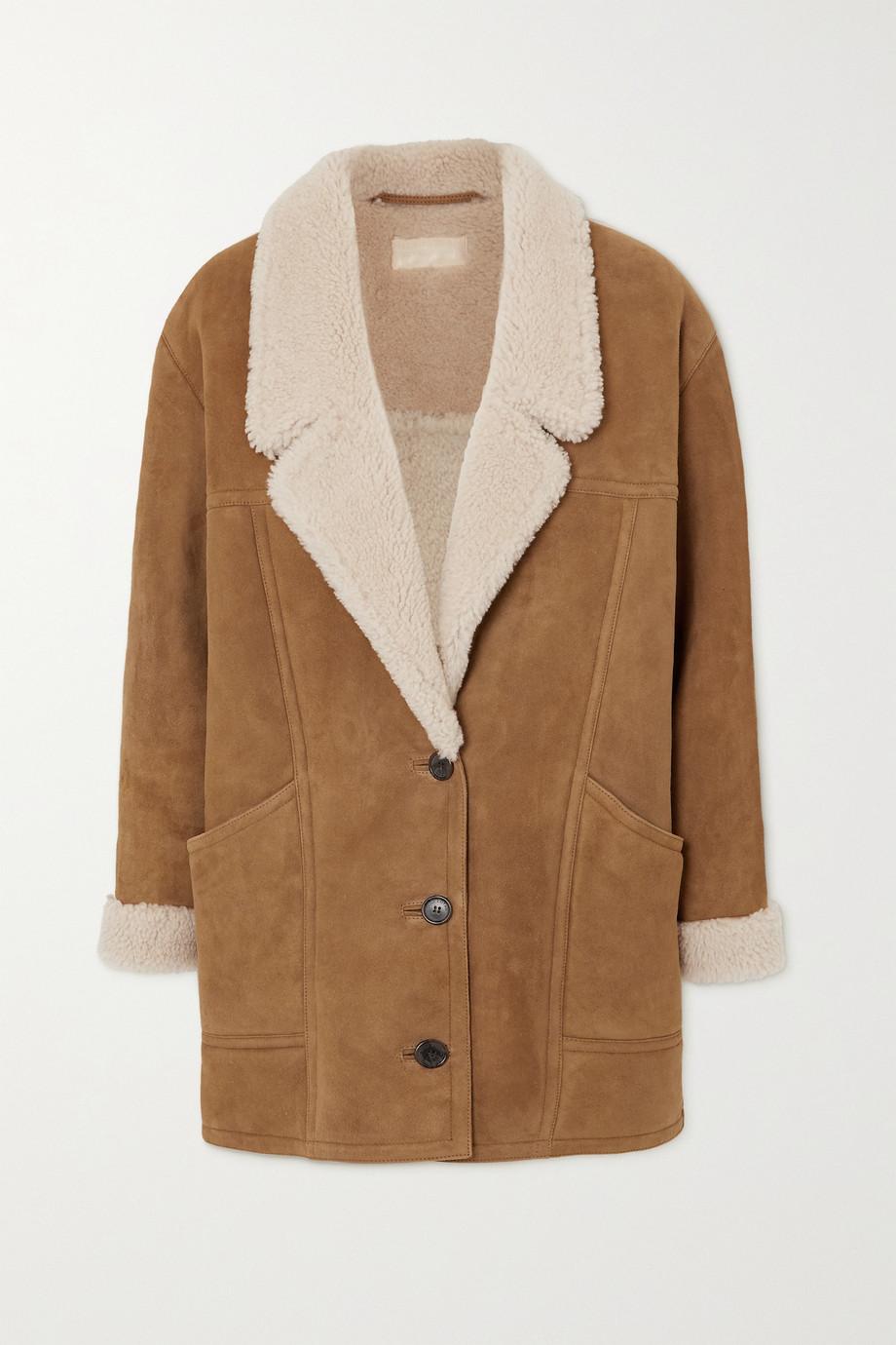 Nili Lotan Noelle shearling coat