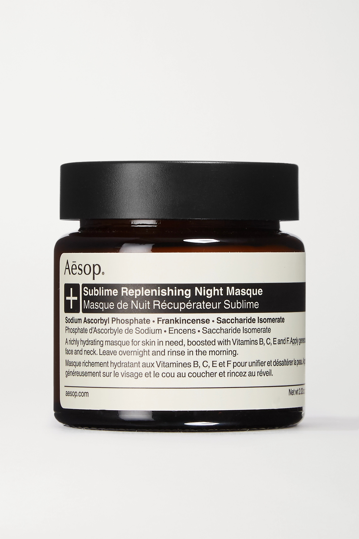 Aesop Sublime Replenishing Night Masque, 60ml