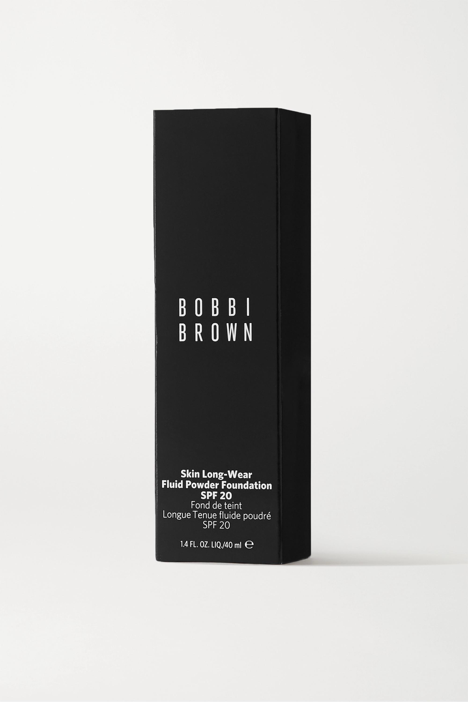 Bobbi Brown Skin Long-Wear Fluid Powder Foundation LSF 20 – Golden – Foundation