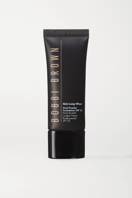 Bobbi Brown Skin Long-Wear Fluid Powder Foundation SPF20 - Almond