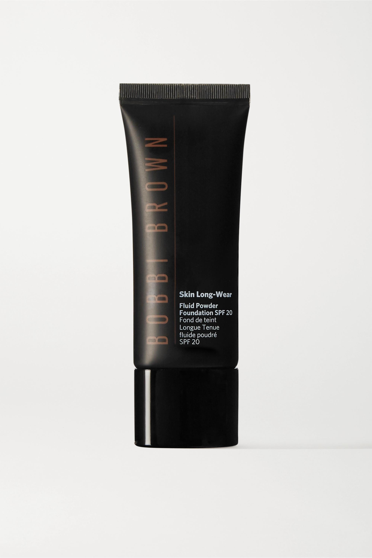 Bobbi Brown Skin Long-Wear Fluid Powder Foundation LSF 20 – Espresso – Foundation