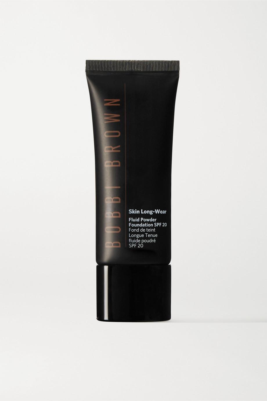 Bobbi Brown Fond de teint Skin Long-Wear Fluid Powder SPF 20, Espresso