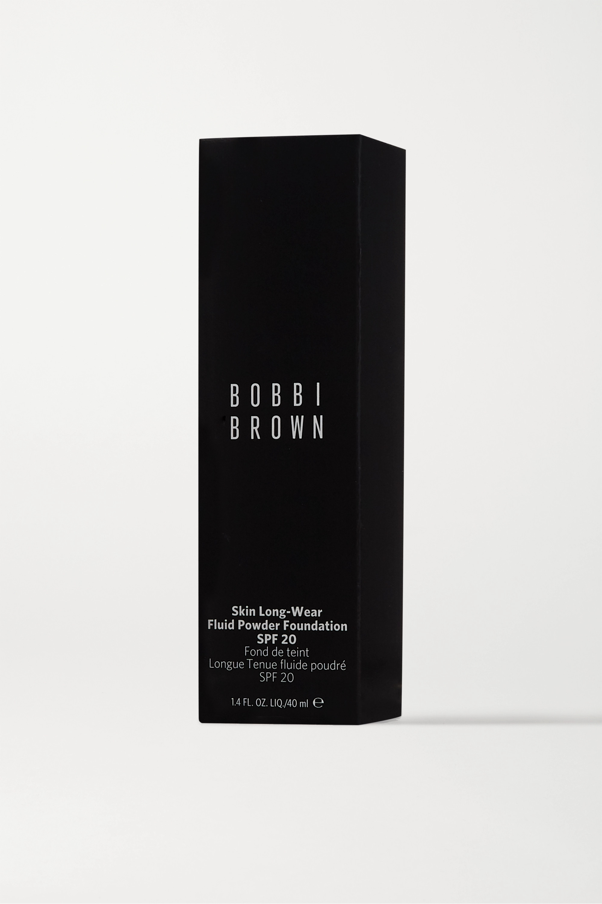 Bobbi Brown Skin Long-Wear Fluid Powder Foundation LSF 20 – Warm Almond – Foundation