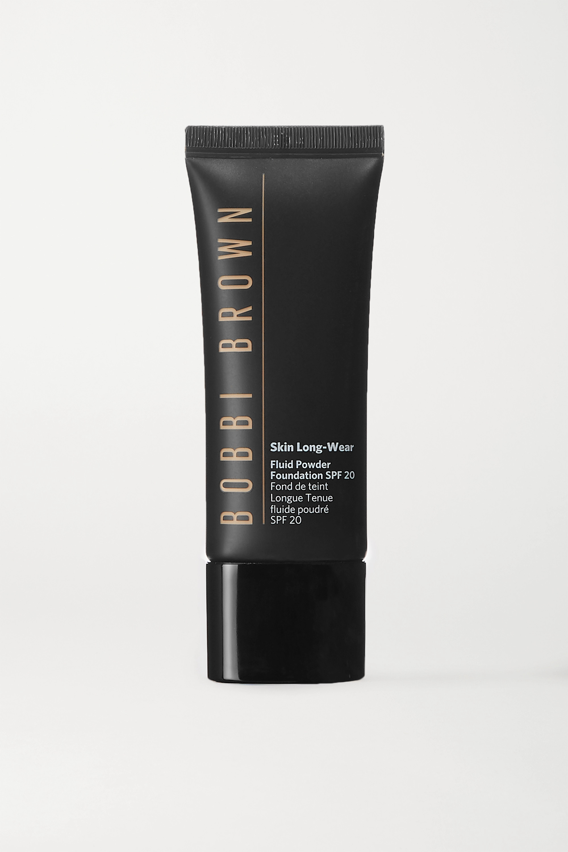 Bobbi Brown Fond de teint Skin Long-Wear Fluid Powder SPF 20, Warm Sand