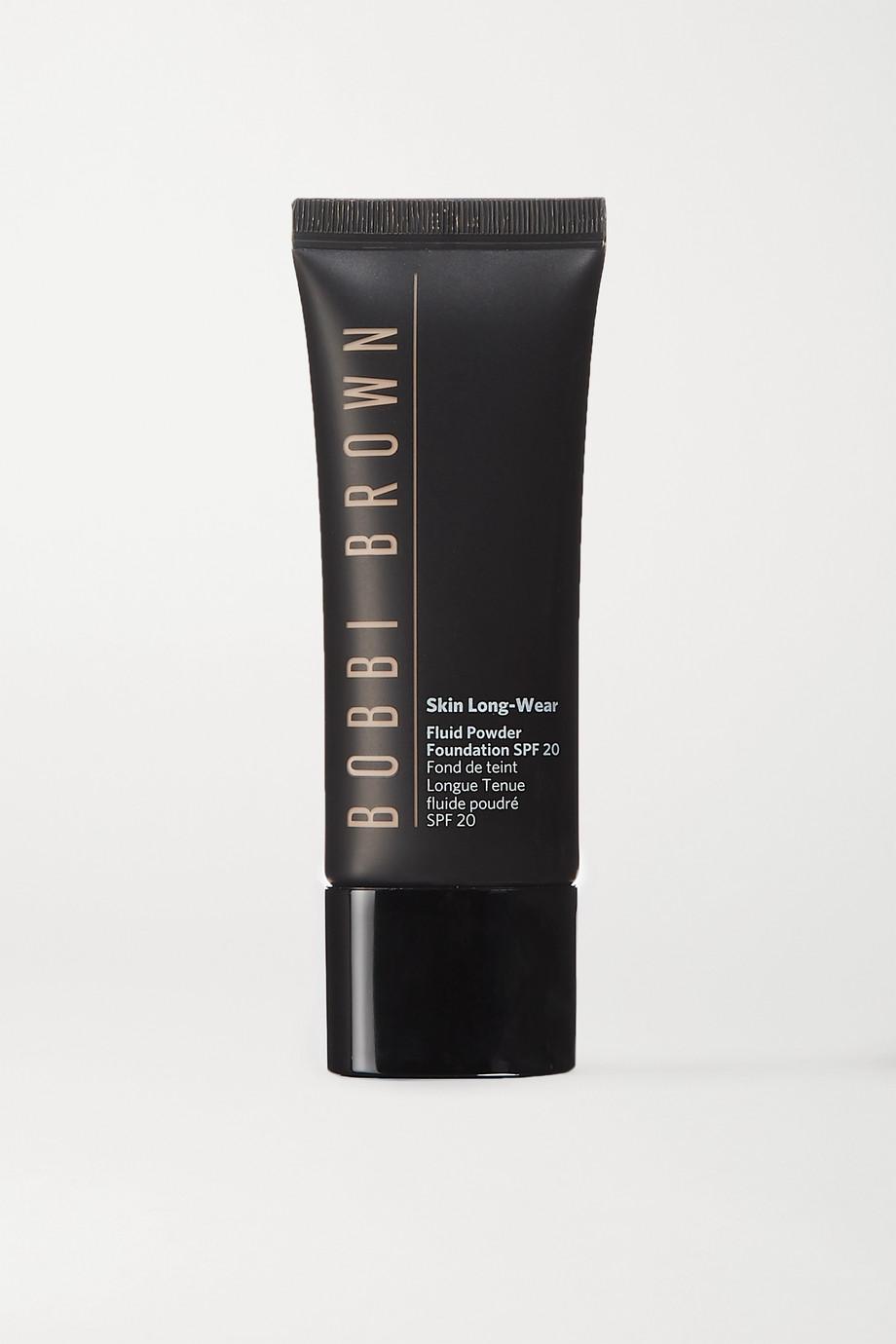 Bobbi Brown Skin Long-Wear Fluid Powder Foundation SPF20 - Warm Beige