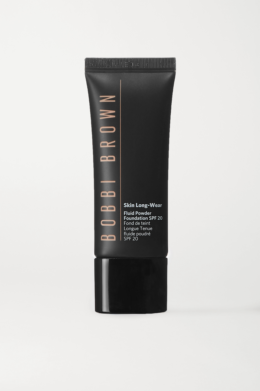 Bobbi Brown Skin Long-Wear Fluid Powder Foundation LSF 20 – Ivory – Foundation