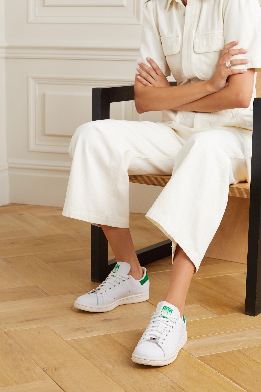Stan Smith Sneakers aus Leder mit Löchern | Sneakers Adidas