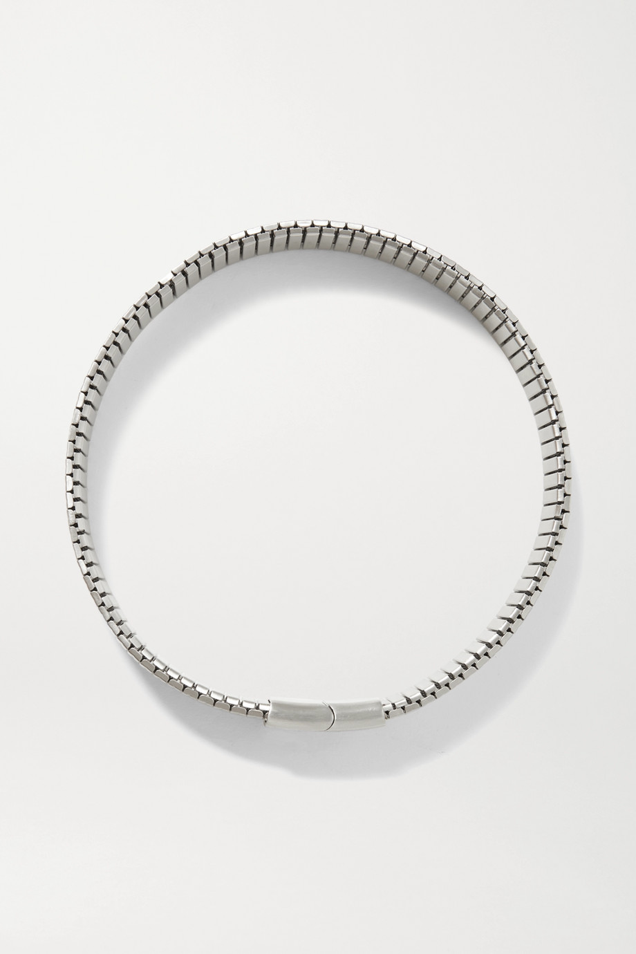 Peter Do Silver-tone choker