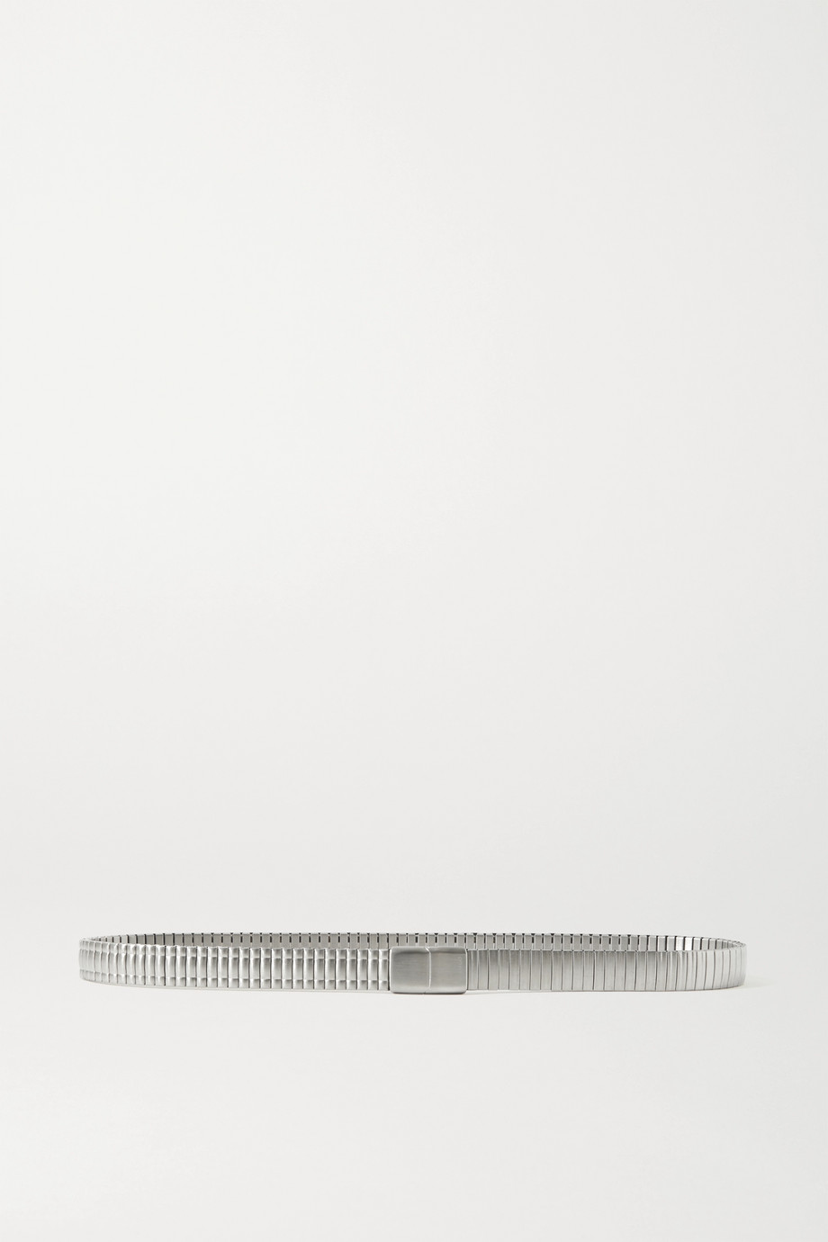 Peter Do Silver-tone belt