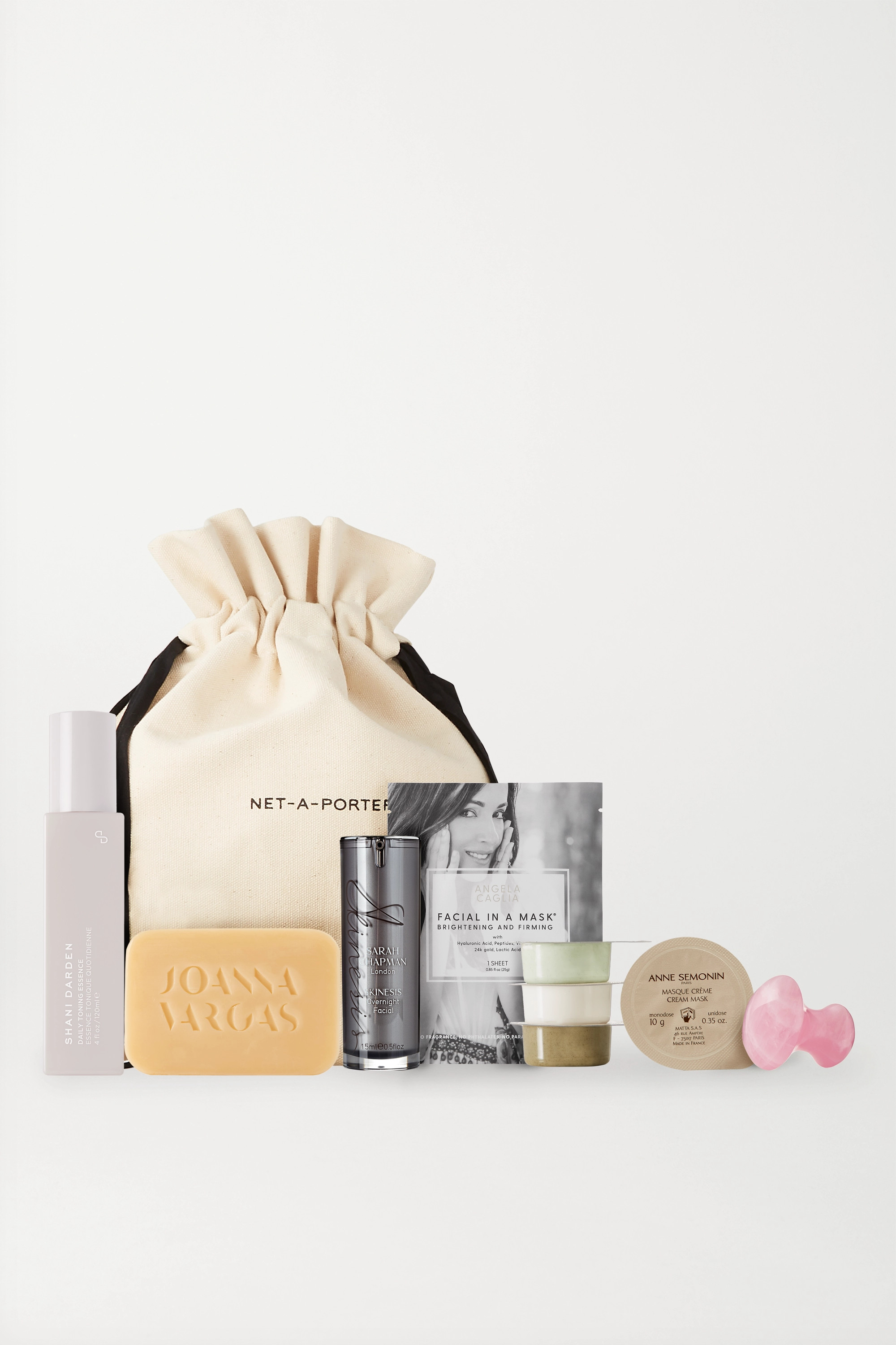 NET-A-PORTER The At-Home Facialist Kit – Hautpflegeset