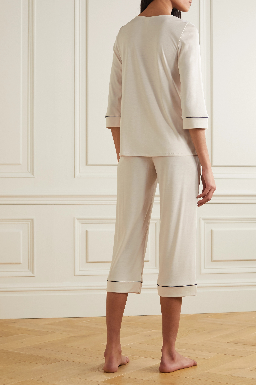 Hanro Natural Comfort Lyocell pajama set