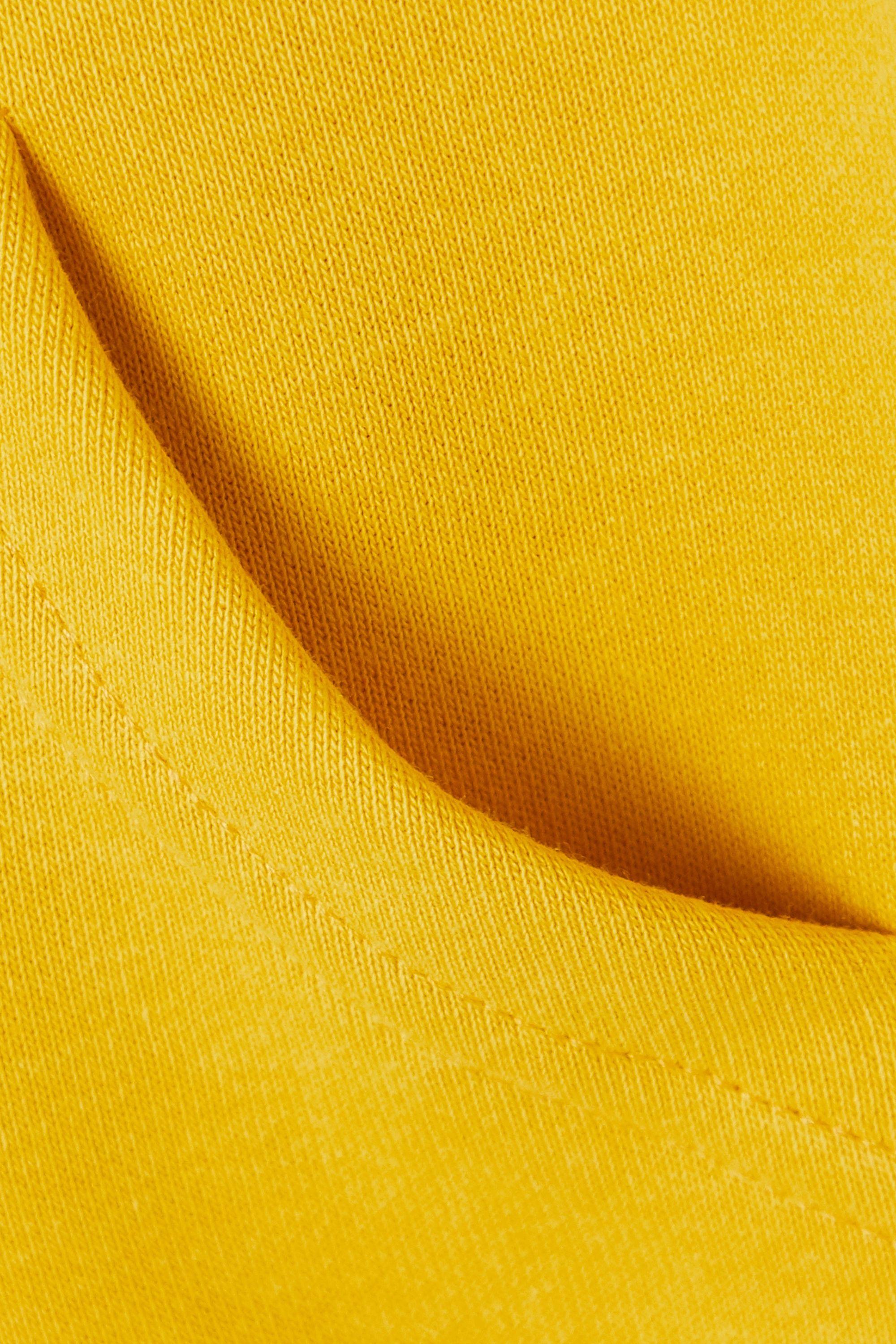 Adam Selman Sport Verkürzte Kapuzenjacke aus Jersey aus einer Baumwollmischung