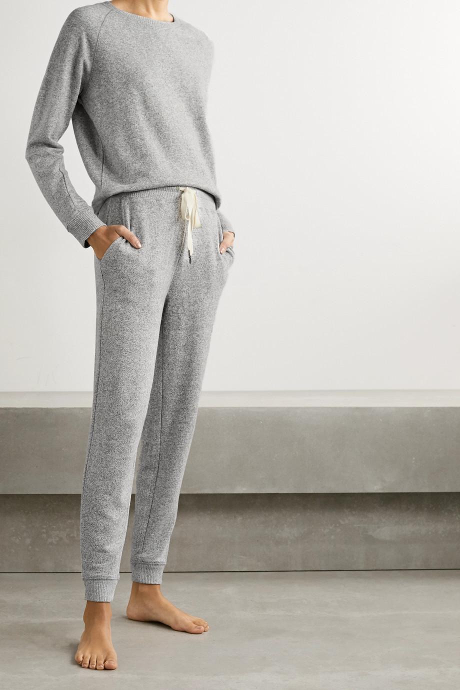 Rails Callahan mélange jersey pajama set