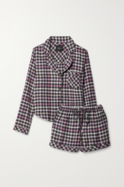 Rails Kellen checked flannel pajama set