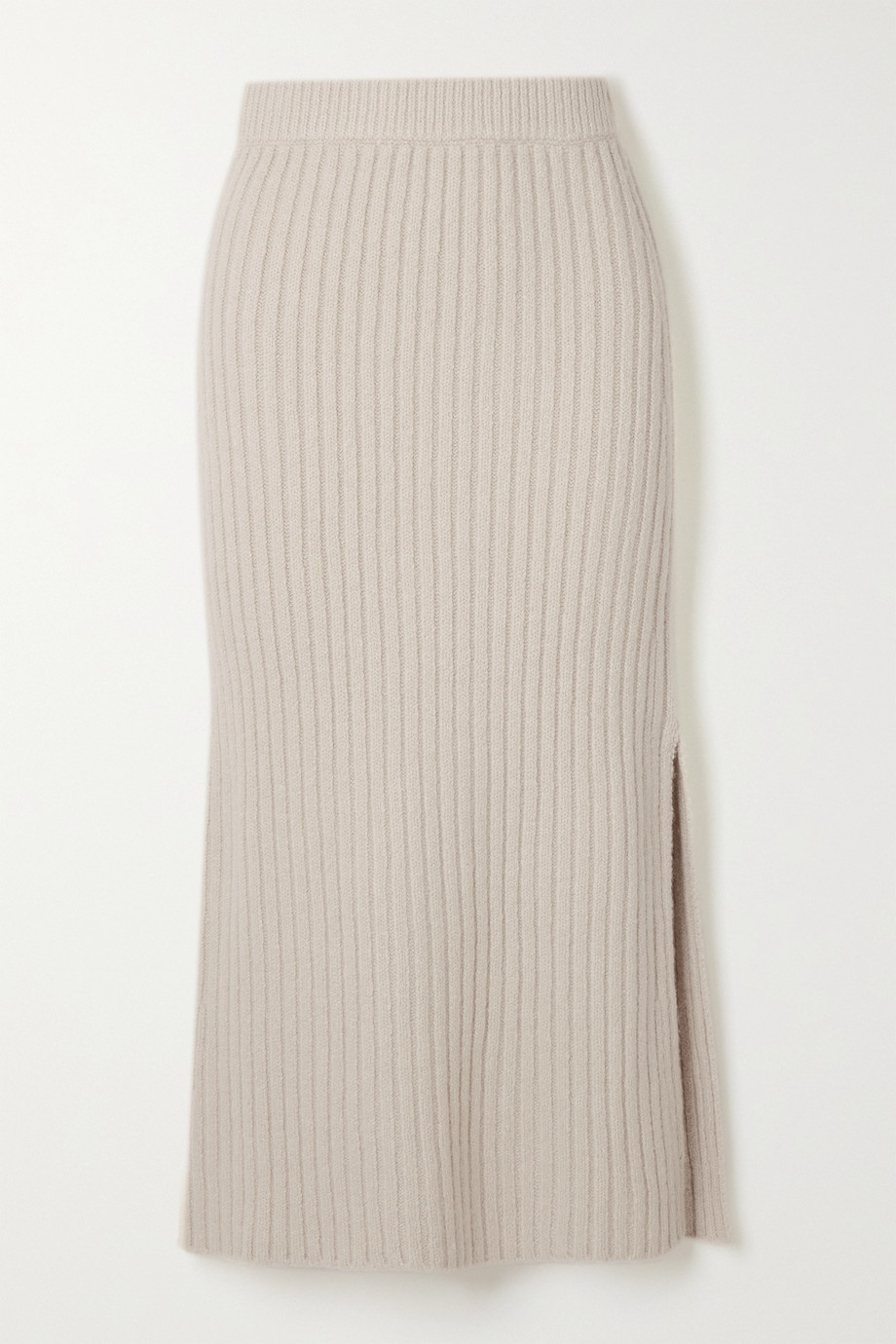 Altuzarra Orville ribbed-knit midi skirt