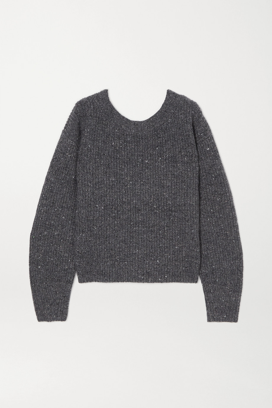 Altuzarra Beverly ribbed wool and cashmere-blend sweater