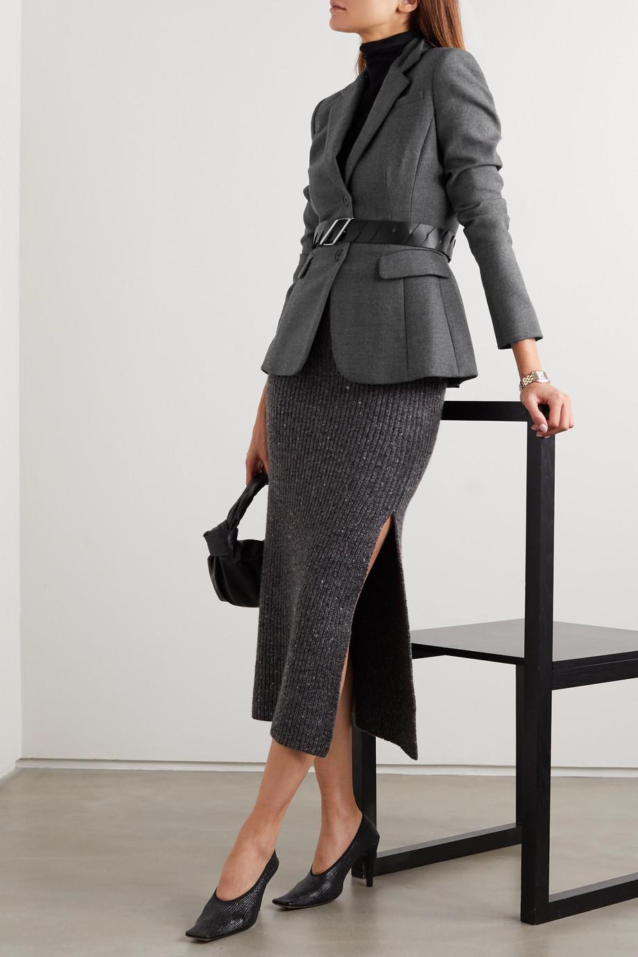Altuzarra Fenice Blazer aus einer Wollmischung