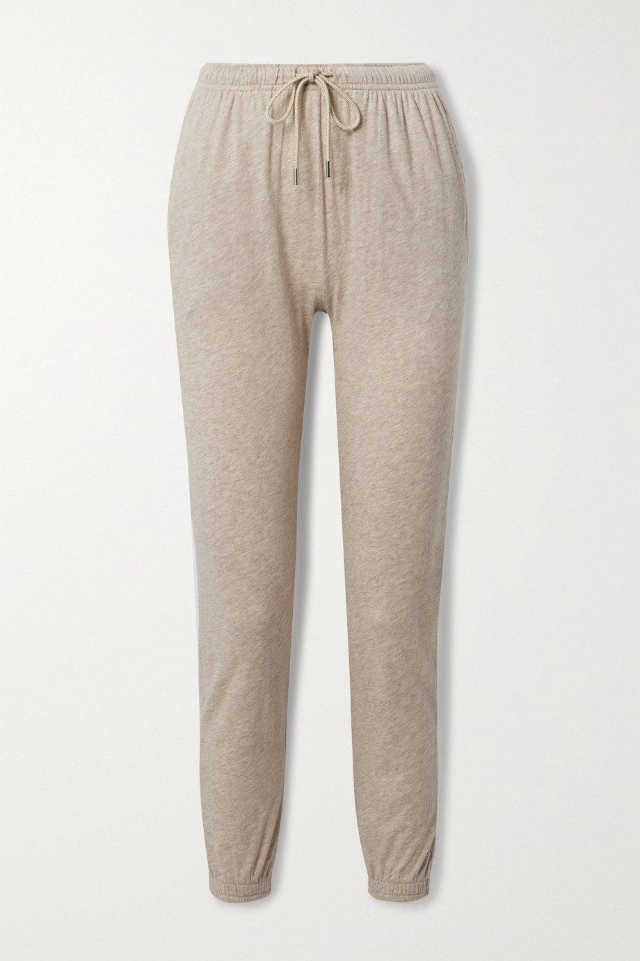 ATM Anthony Thomas Melillo Pima cotton and modal-blend jersey track pants