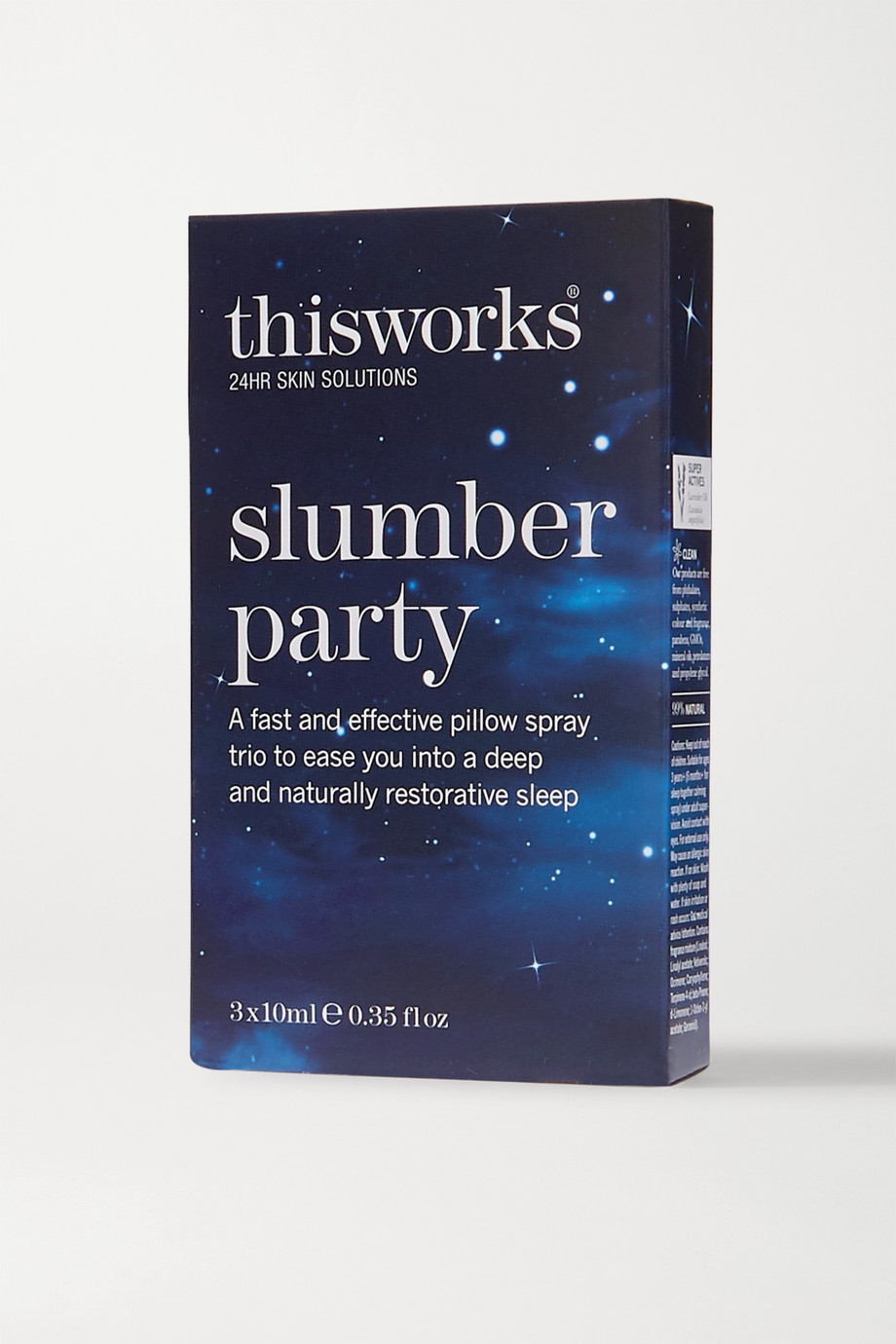 This Works Slumber Party Kit, 3 x 10 ml – Set aus drei Kissensprays