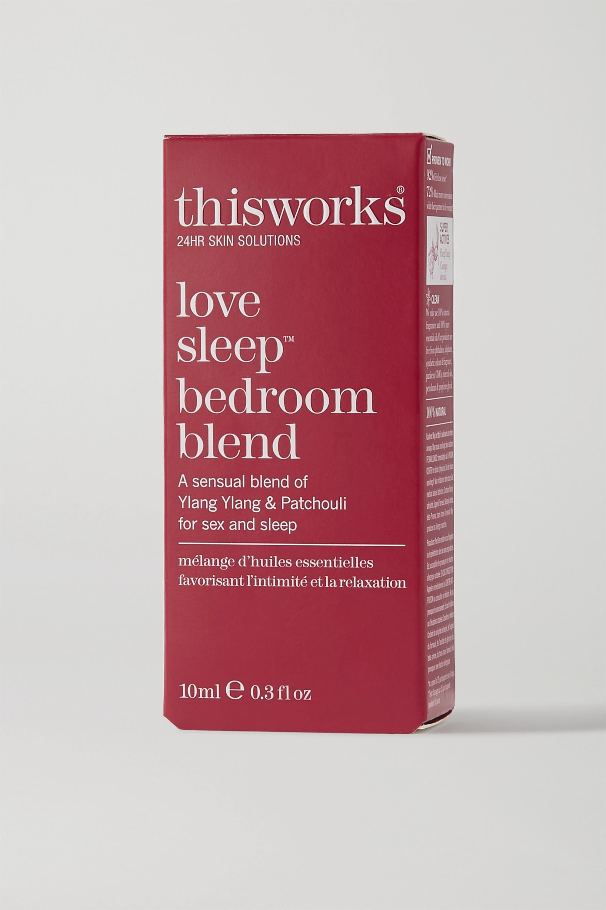 This Works Love Sleep Bedroom Blend, 10ml