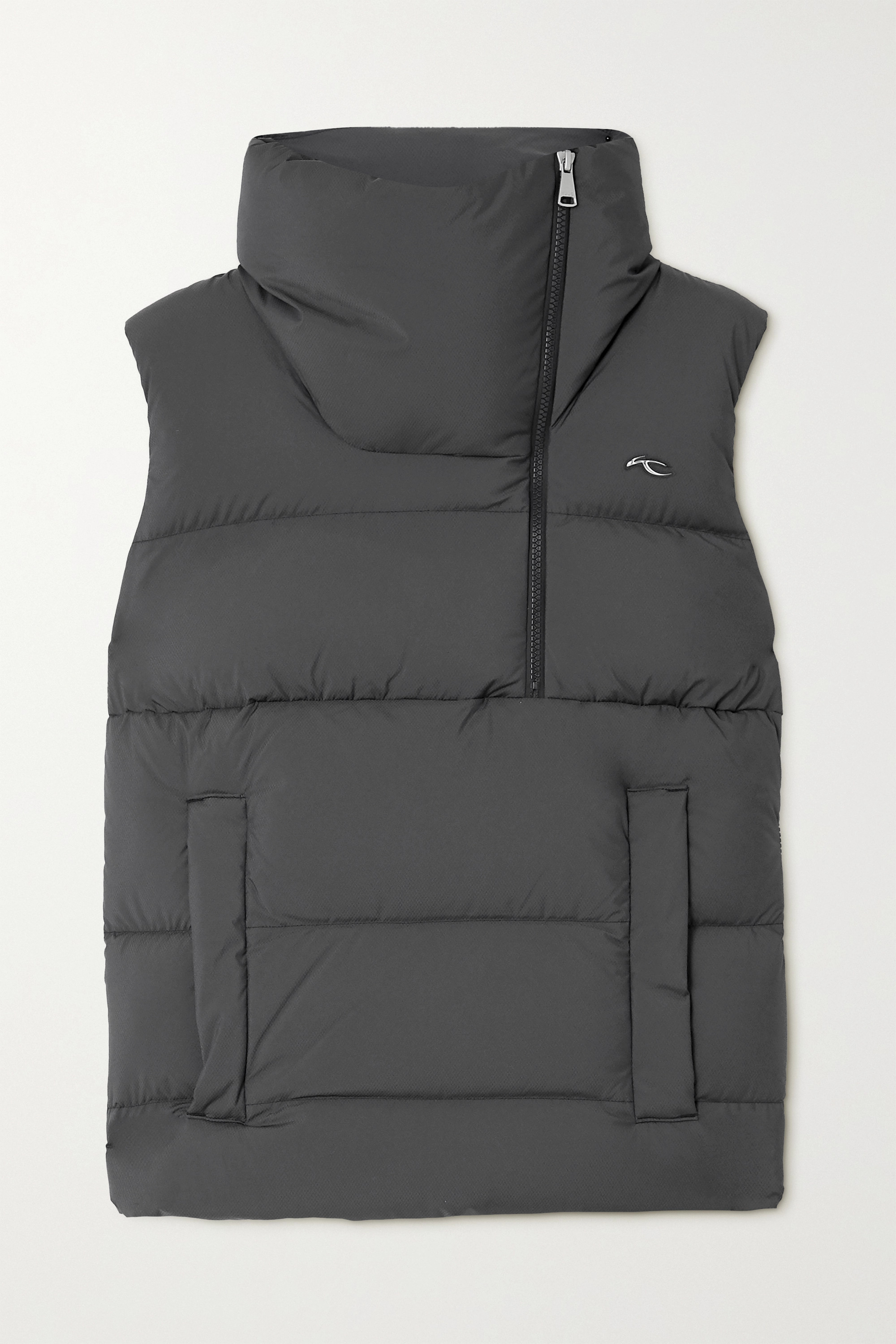 Kjus - Varuna quilted shell down vest