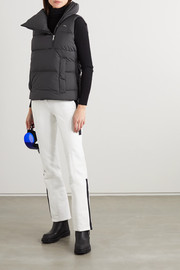 Kjus Varuna quilted shell down vest