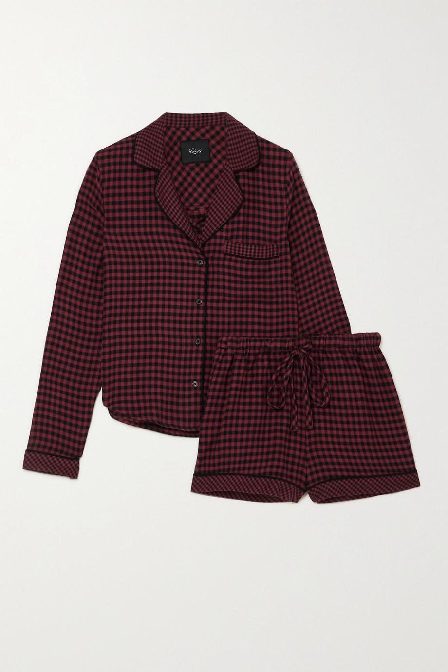 Rails Kellen checked flannel pajama set
