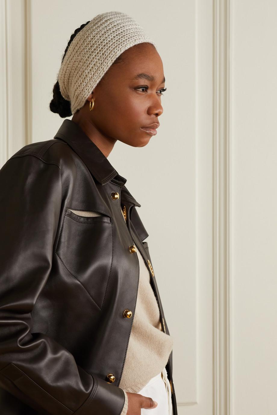 Loro Piana Cashmere headband