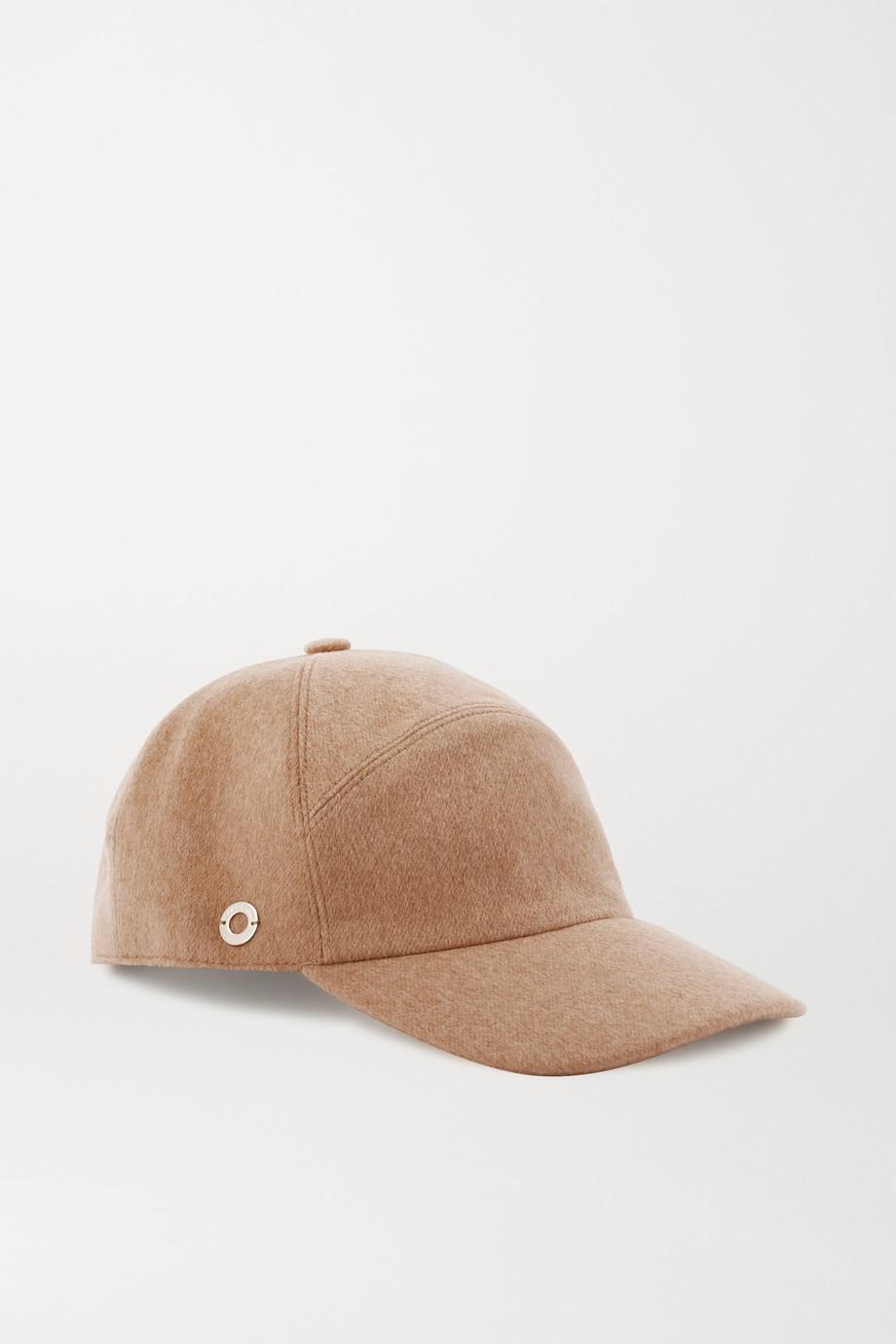 Loro Piana 羊绒棒球帽