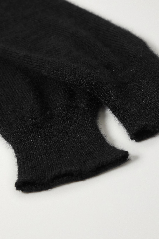 The Row Besede Handschuhe aus Kaschmir